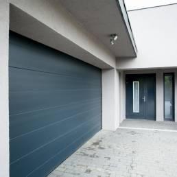 Porte de garage 14
