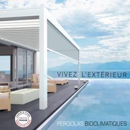 Promo Pergola BioClimatique à Perpignan 1