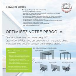 Promo Pergola BioClimatique à Perpignan 6